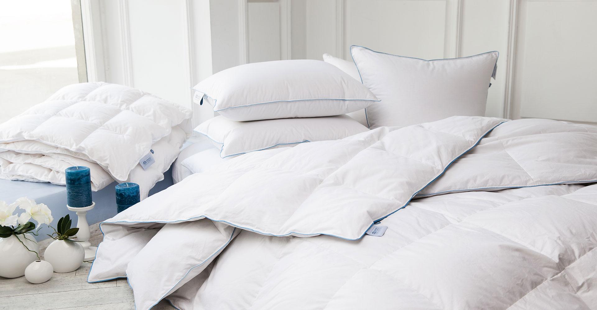 Химчистка подушек и одеял